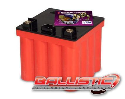 16 cell, low weight, affordable race & trackday battery