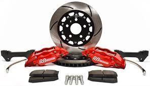Mazda MX5 ND Upgrade Brake Kit made by Racingbrake Front 280mm & Rear 280mm Brake Kit