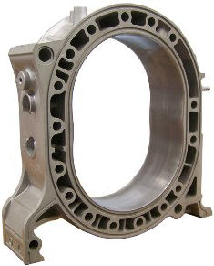 Mazda RX8 & R3 Rotor Housing Genuine Mazda to fit all Models including RX8 R3 Models