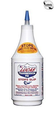 Transmission Fix 700ml Brand: LUCAS OIL to help worn Auto Boxes