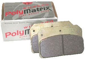 Wilwood BP20 Six Piston  Brake Pad Set