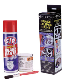 E-TECH Brake Caliper Paint Kit