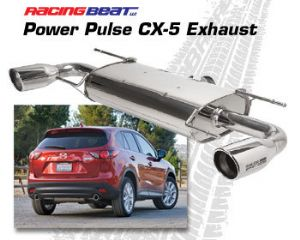 Mazda CX5 & CX3 Performance Exhaust and Intake Systems