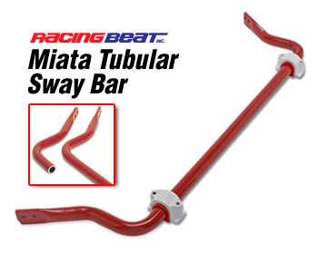 Mazda MX5 (01-05) Racing Beat TUBULAR FRONT Sway Bar) # 54106