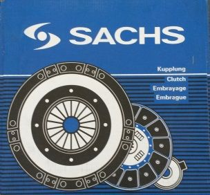 Mazda MX5 1800cc  Clutch Kit made by SACHS  will fit all years of 1.8 Mazda MX5