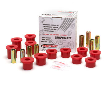 Mazda MX5 NA/NB  FRONT Prothane Control Arm Bushing Kit