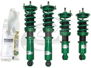 Mazda MX5 NA/NB  TEIN Flex Z Coilover Damper Kit now TÜV Approved 1990-05