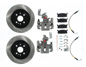 MX5 NA&NB  REAR Brake 276 mm  disc and caliper kit  goes great with front Big Brake Kits