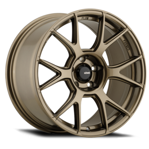 MX5 NC Konig Ampliform 17x8 5X 114.3  ET40 Bronze or Graphite  Wheels