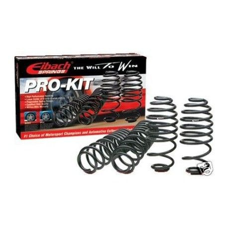 MX5 ND  Lowering Springs Eibach Pro-line to enhance Handling and Apperance for Soft Top & RF